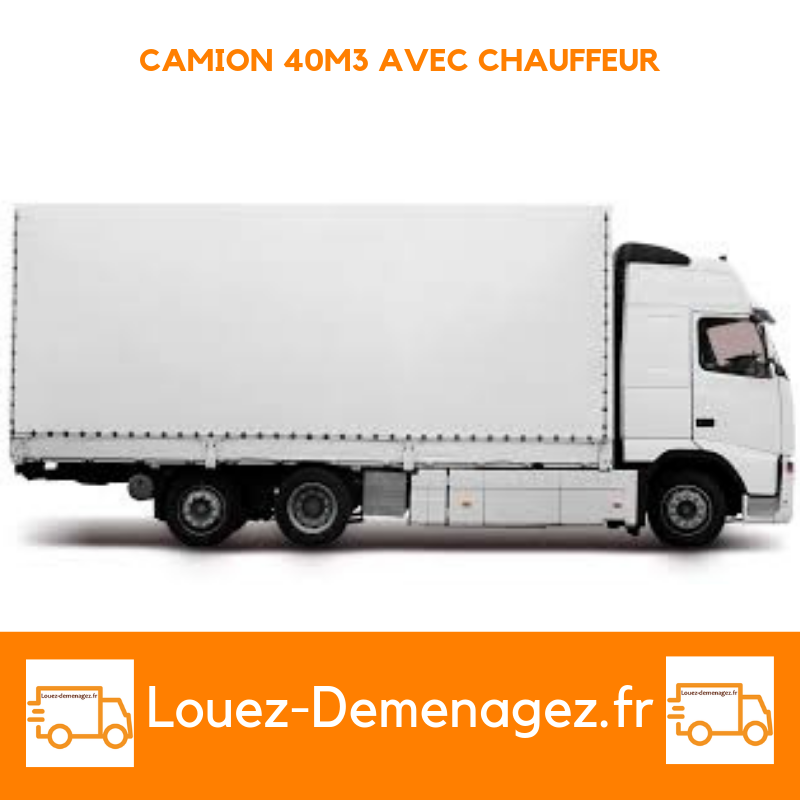 image Camion 40