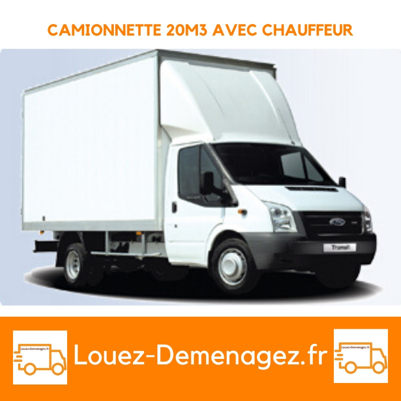 image Camion 20m
