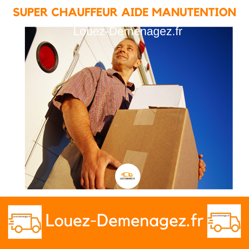 image Super Chauffeur (aide manutention)