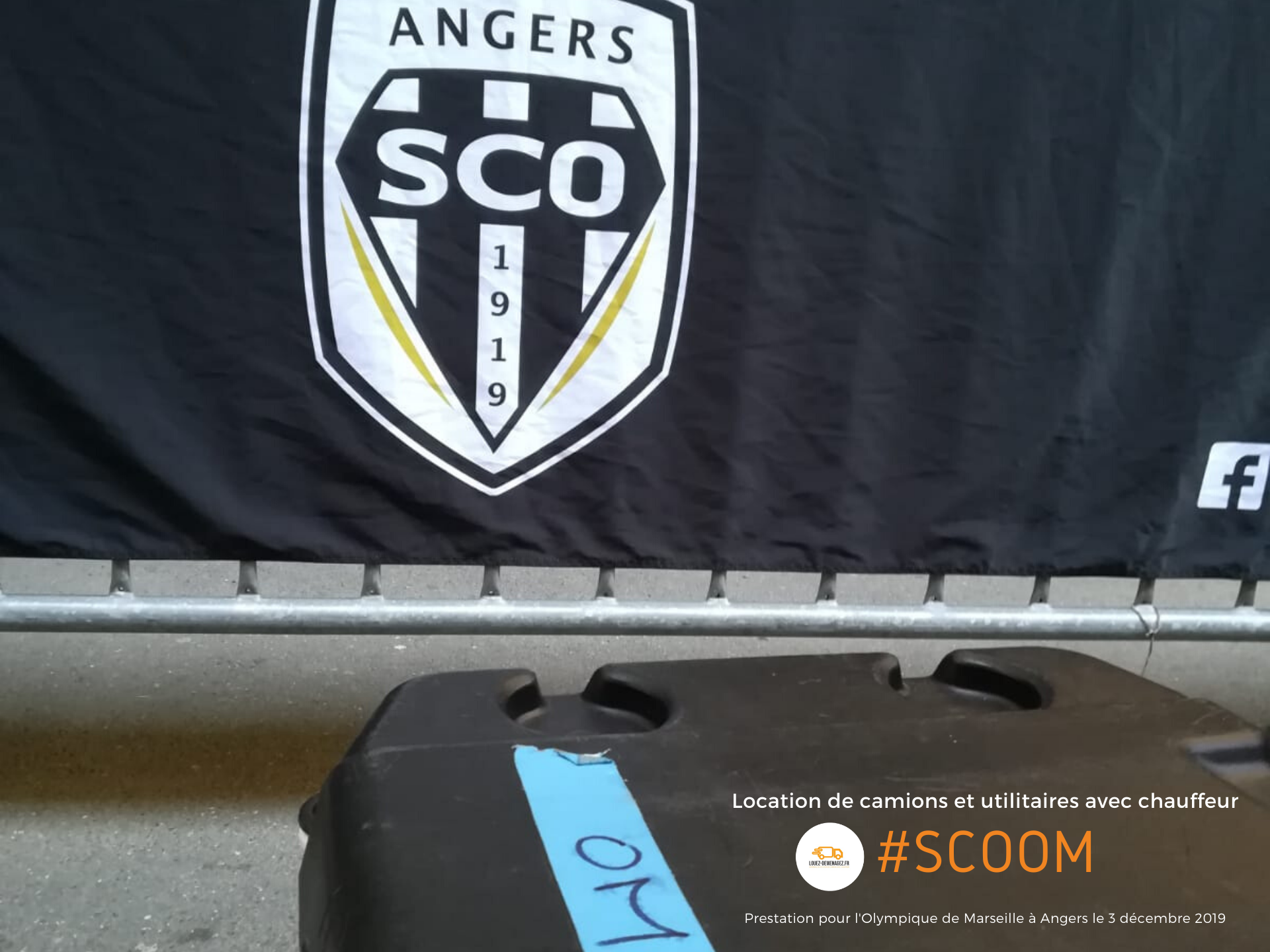 score angers marseille
