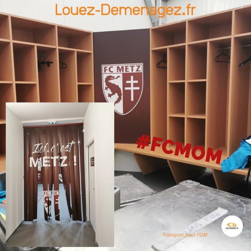 VESTIARE FC METZ