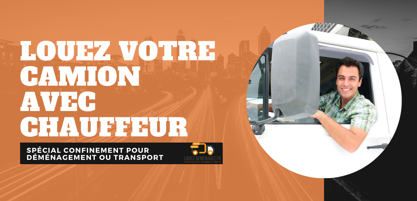 solution camion chauffeur